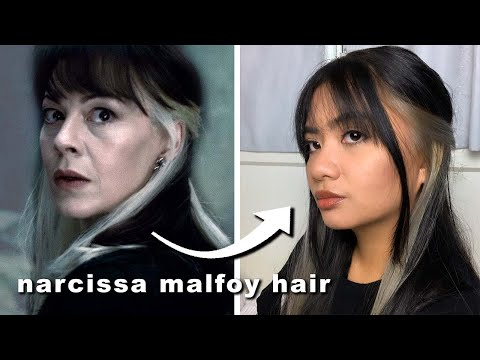 Narcissa Malfoy hair | occasionally our style inspiration ...